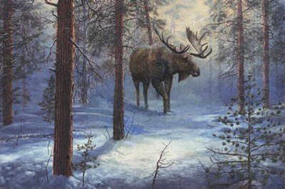 North Country Poster by Jim Hansel for $43.75 CAD