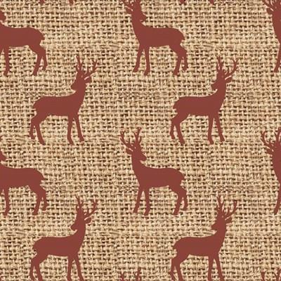Red Deer Poster by Joanne Paynter Design for $35.00 CAD