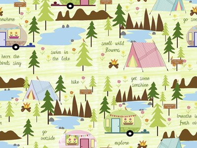 Go Outside Poster by Jyotsna Warikoo for $41.25 CAD
