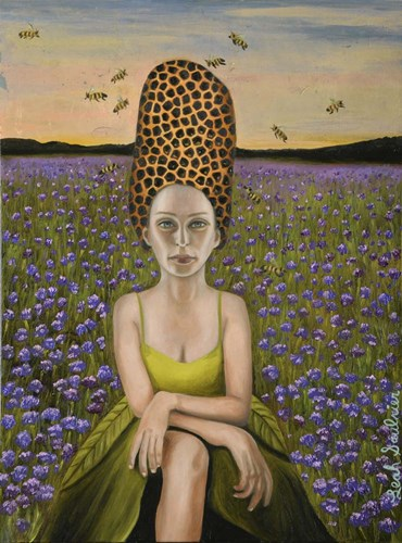 Beehive Poster by Leah Saulnier for $58.75 CAD