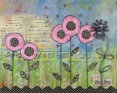 Spring Garden Poster by Let Your Art Soar for $55.00 CAD