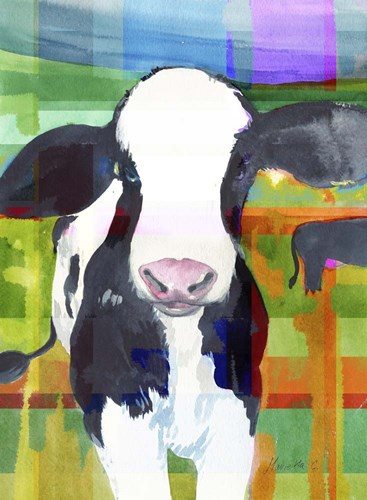 Cow Poster by Marietta Cohen for $41.25 CAD