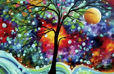 A Moment in Time Poster by Megan Duncanson for $36.25 CAD