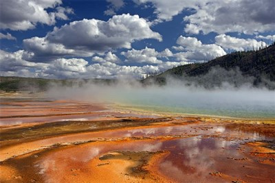 Prismatic Springs Poster by Mike Jones Photo for $43.75 CAD