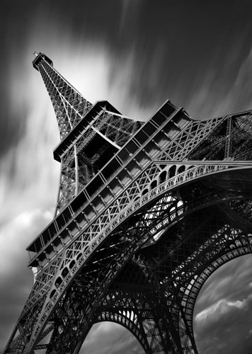 Eiffel Tower Study II Poster by Moises Levy for $42.50 CAD