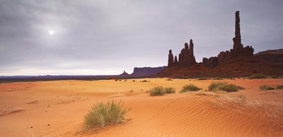 Monument Valley Panorama 1 Poster by Moises Levy for $96.25 CAD