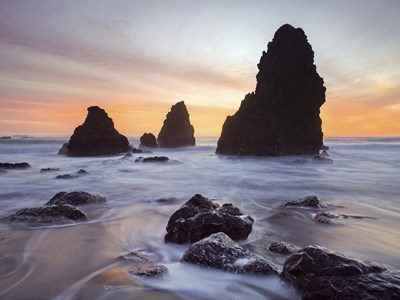 Rodeo Beach 3 Poster by Moises Levy for $47.50 CAD