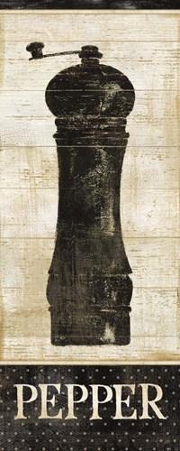 Salt & Pepper II Poster by Daphne Brissonnet for $37.50 CAD