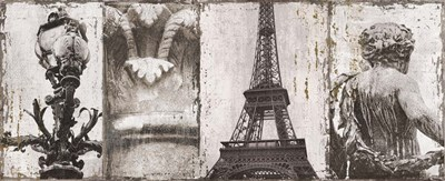 Details From Paris I Poster by Pela and silverman for $37.50 CAD