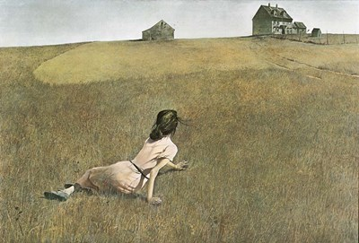Christina's World Poster by Andrew Wyeth for $45.00 CAD
