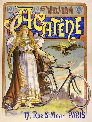 Acatene Velleda Poster by Print Collection for $103.75 CAD