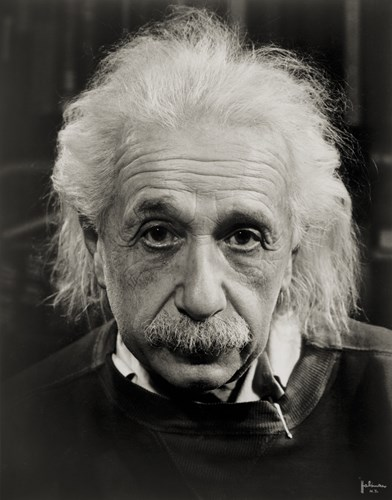 Albert Einstein Poster by Print Collection for $92.50 CAD