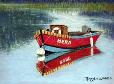 Hero Poster by Tanja Ware for $41.25 CAD