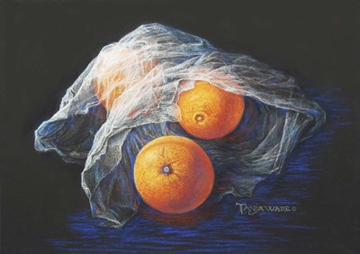 Simply Oranges Poster by Tanja Ware for $40.00 CAD
