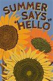 Summer Says Hello