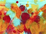 Colorful Under The Sea Abstract