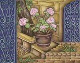 California Pots Geranium