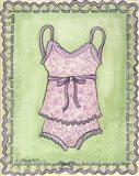 Lingerie Pink Cami Set