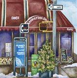Cafes Manhatten Diner