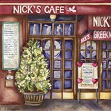 Cafes Nicks