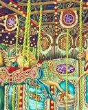 Carousel No Name Horses