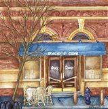 Oscars Cafe