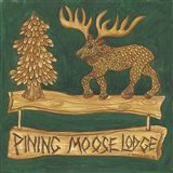 Adirondack Pining Moose Lodge