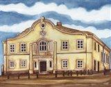 Synagogue Telz Exterior