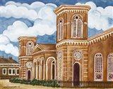 Synagogue Wiznitz Exterior