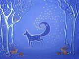 Fox Spirit Bringer Of Night