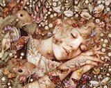 Charlotte Asleep