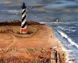 Cape Hatteras and the Seagull