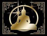 Art Deco Buddha 3