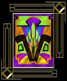 Art Deco Design 5B