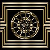 Gold Deco 8