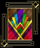 Art Deco Design 7B