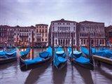 Blue Gondolas 1