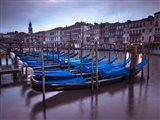 Blue Gondolas 2