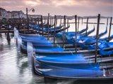Blue Gondolas 3