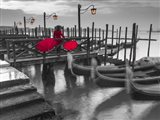 Gondolas BW & Red