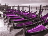 Purple Gondolas 2