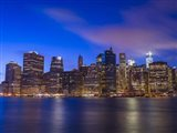 New York Lit Up