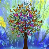 Butterflies Tree
