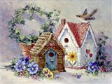 Birdhouse Collection 1