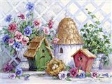 Garden Nesting