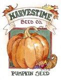Harvestime Pumpkin-Seed Packet