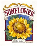 Sunflower-Seed Packet