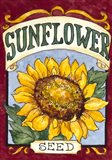 Large Sunflower-Seed Packet