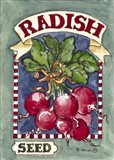 Large Radish-Seed Packet