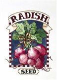 Radish-Seed Packet
